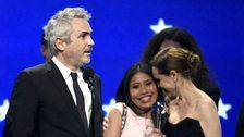 'Roma' Is The Big Winner At Critics' Choice Awards