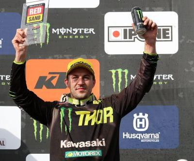 PODIUM FOR CLEMENT DESALLE IN SPAIN