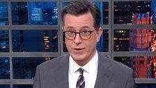 Stephen Colbert Takes Trump's Favorite Insult And Turns It Right Back At Him