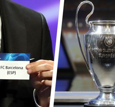 Which teams have qualified for Champions League 2018-19 last 16?