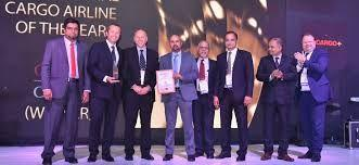 Qatar Airways Cargo Wins 'Global Air Cargo Airline Of The Year' Award