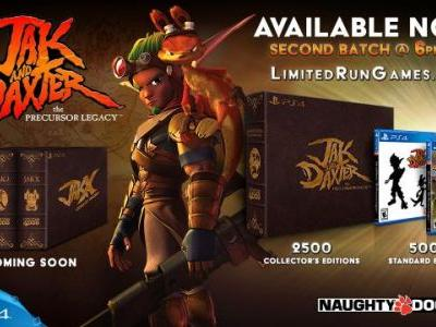 Jak & Daxter: The Precursor Legacy PS4 Physical Edition Available Now Through Limited Run Games