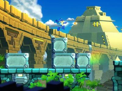 Mega Man 11 Announced, Coming to PS4 in 2018