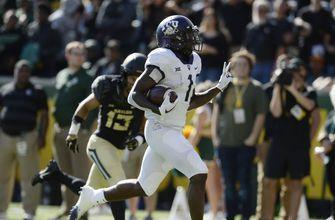 Reagor scores 2 nifty TDs for TCU in a 16-9 win at Baylor