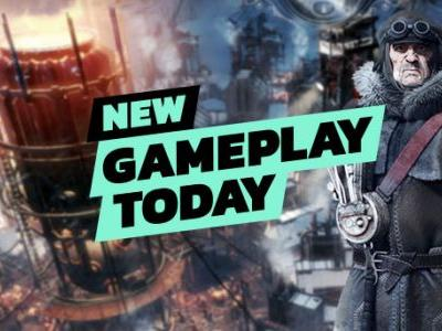 New Gameplay Today - Frostpunk
