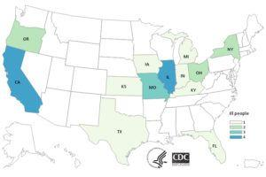 Canada warns United States of Listeria Outbreak likely linked to Cooked Diced Chicken