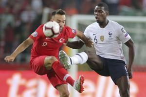 Pogba ready for 'new challenge' away from Manchester United