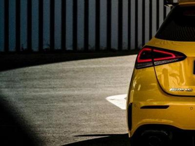 AMG's New 300bhp Golf R Rival Is Coming - And It's Bringing Wing