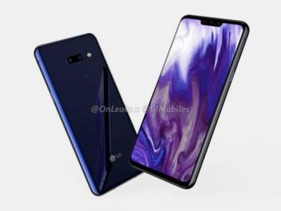 LG G8 renders show an unimpressive old design