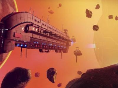 No Man's Sky's free Beyond update makes it more of a multiplayer game