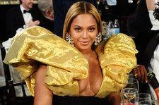 Beyonce's Stylist Breaks Down Golden Globes Look, Including 323 Carats-Worth of Diamonds