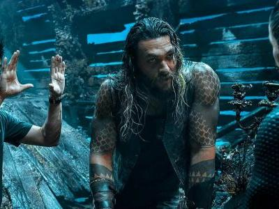 Director James Wan Says to Blame Him if Aquaman Fails