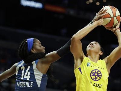 Sparks beat Lynx 81-71 for 9th straight home win