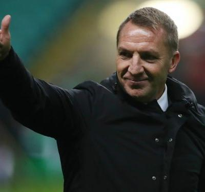 'I'm happy at Celtic' - Brendan Rodgers unmoved by Arsenal speculation