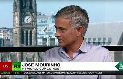 'Real heroes are in Thailand, not at World Cup': Mourinho pays tribute to cave rescuers