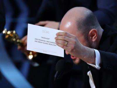 The mortifying Best Picture gaffe dominated conversation at star-studded Oscar after-parties