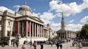 List of London's top 5 most visited tourist attractions