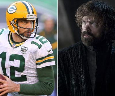 Aaron Rodgers predicts twists in 'Game of Thrones' series finale
