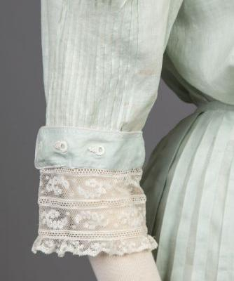 Fashionsfromhistory:Up Close: Afternoon Dress, 1910s