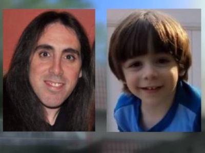 Police: Missing 2-year-old boy, father found dead in burning Jeep