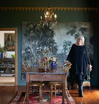 WOW: At home with Suzie Moncrieff the creator of WearableArt