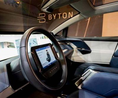 European Premiere of the BYTON Concept Car - High-tech And Lounge Appeal