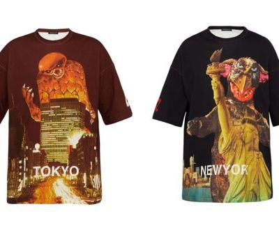 UNDERCOVER Takes Kaijus on a World Tour for SS19
