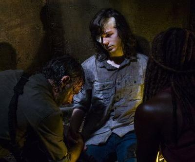 Prepare to Cry For a Full Hour When The Walking Dead Kills Off Carl
