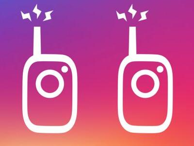 Instagram Direct introduces walkie-talkie voice messaging