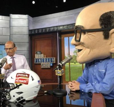 Analyst Paul Finebaum on 'confident' Alabama, LSU's always-entertaining Ed Orgeron, more