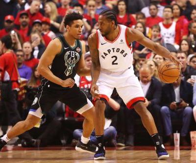 Raptors finish off Bucks in Game 6 to reach NBA Finals for first time