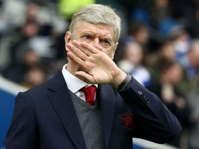 Top four 'almost impossible' for Arsenal, concedes Wenger