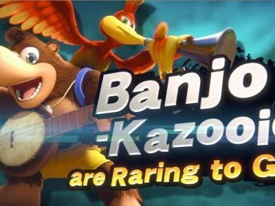 Super Smash Bros. Ultimate Getting Banjo-Kazooie Was A Straightforward Deal, As Per Xbox Boss