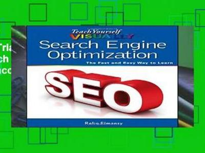 Full Trial Teach Yourself Visually Search Engine Optimization Full access
