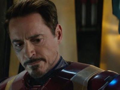 Infinity War Cut Scene Exploring Iron Man's Civil War Conflict