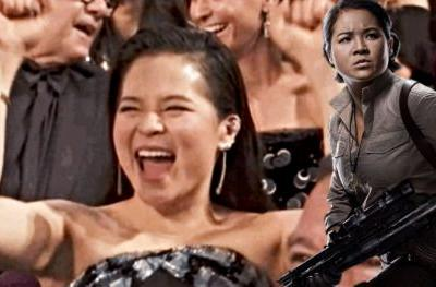 Did the Oscars Give Kelly Marie Tran More Screen Time Than The
