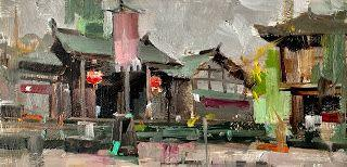 """Plein Air at Shangli 02"