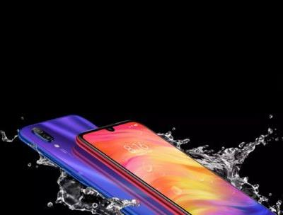 Redmi Note 7 Pro smartphone gets official
