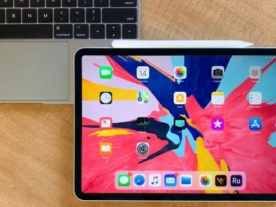 2018 iPad Pro and Apple Pencil enhance creative work on the Mac