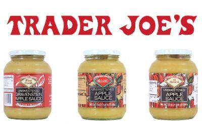 Trader Joe's recalls applesauce because it may contain glass