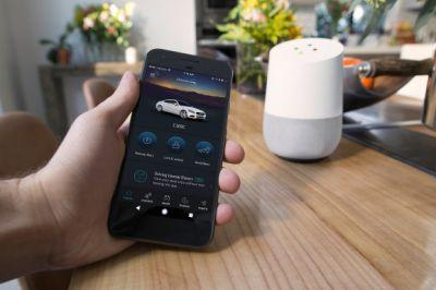 Mercedes-Benz cars get Amazon Echo and Google Home control