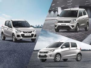 Top CNG Cars That Are Highly Reliable