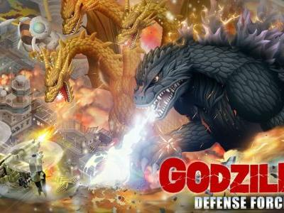Sure, I guess I'll play the Godzilla Defense Force mobile game