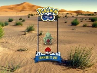 June Pokemon GO Community Day event features Larvitar