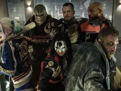 Check Out The Suicide Squad Cast's Awesome Birthday Video For James Gunn
