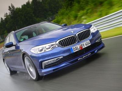 The 600bhp, 590lb ft Alpina B5 Is Here And It's Everything We Want