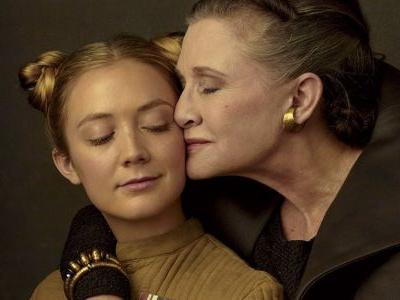 Billie Lourd Honors Carrie Fisher On Anniversary of Her Death