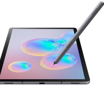 5G Tablets Could Soon Be A Thing, Starting With The Samsung Galaxy Tab S6