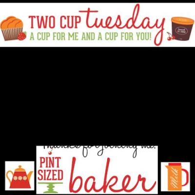 Two Cup Tuesday Linky Party No.144