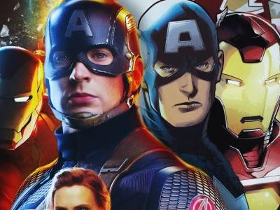 Marvel's COMIC Avengers Just Found Out About Endgame